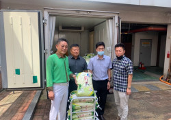 [지역복지] 모악로타리클럽 소외어르신을 위한 쌀 50포대 , 라면 50B…